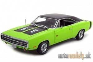 GreenLight - 1970 Dodge Charger R/T SE - 1:18
