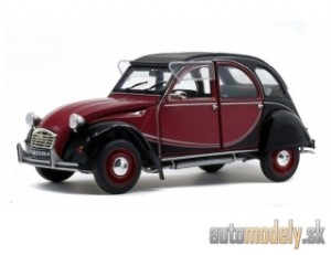 Solido - Citroen 2CV Charleston 1982 - 1:18