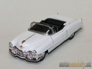 Welly - Cadillac Eldorado 1953 (convertible)