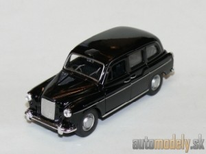Welly - Austin FX4 London Taxi - 1:34-1:39