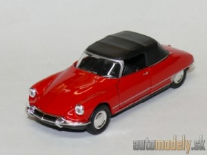 Welly - Citroën DS 19 Cabriolet - 1:34-1:39