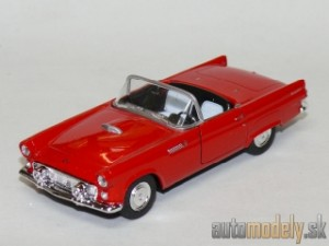 Welly - Ford Thunderbird 1955 - 1:34-1:39