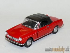 Welly - Peugeot 404 Cabriolet - 1:34-1:39