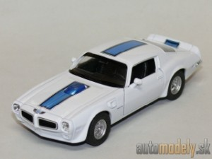 Welly - Pontiac Firebird Trans AB 1972 - 1:34-1:39