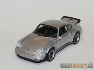 Welly - Porsche 911 Turbo - 1:34-1:39