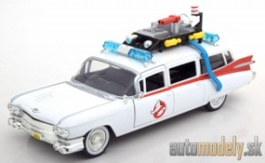 Jada Toys - Cadillac Ecto 1 Ghostbusters Film 1959 - 1:24
