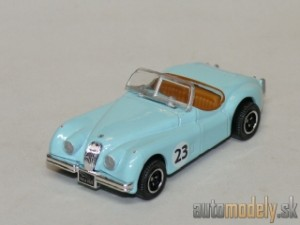 Matchbox - 12 Jaguar XK 120 - 1:57