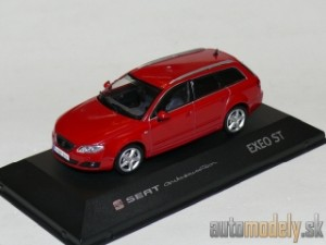 Seat Exeo ST - Emocion Red - Automotion - 1:43