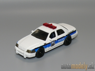 Matchbox - 2006 Ford Crown Victoria - 1:71