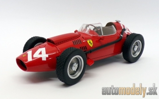 CMR - Ferrari F1 Dino 246 N 14 2nd Italy GP Monza Mike Hawthorn 1958 World Champion - 1:18