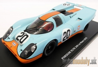 CMR - Porsche 917K Team J. Wyer Automotive Engineering LTD N 20 24h Le Mans 1970 Jo Siffert - Brian Redmann - 1:18