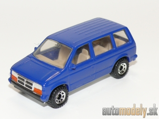 Matchbox - 1993 Chrysler Voyager - 1:60