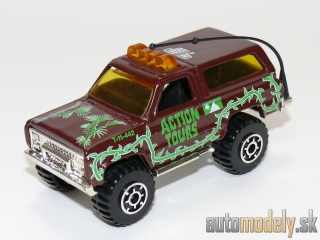 Matchbox - 4x4 Chevy Blazer