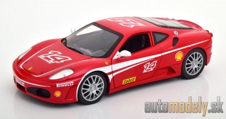 Hot Wheels - Ferrari 430 Challenge #14 2005 - 1:18