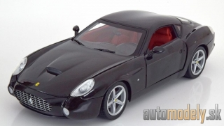 Hot Wheels - Ferrari 575 GTZ by Zagato 2006 - 1:18
