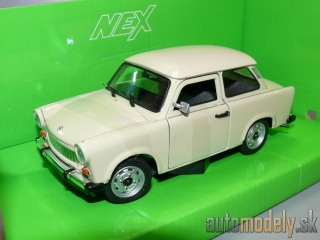 Welly - Trabant 601 - 1:24