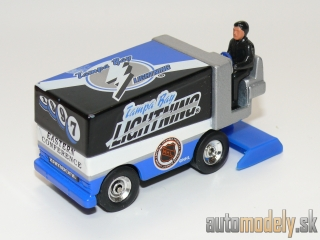 White Rose Collectibles - Zamboni Ice Maker - Tampa Bay Lightning