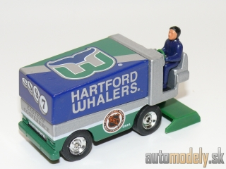 White Rose Collectibles - Zamboni Ice Maker - Hartford Whalers