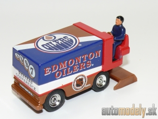 White Rose Collectibles - Zamboni Ice Maker - Edmonton Oilers