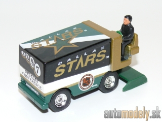 White Rose Collectibles - Zamboni Ice Maker - Dallas Stars