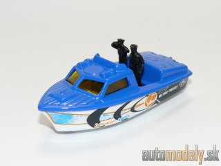 Matchbox - Police Launch - 1:96