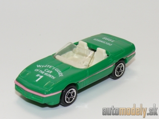 Matchbox - 1987 Corvette - 1:56