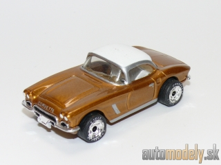 Matchbox - 1962 Corvette - 1:58