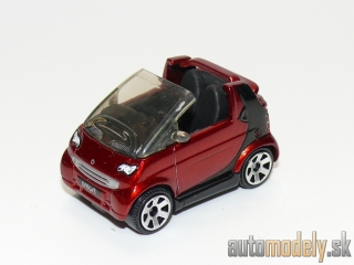 Matchbox - Smart Fortwo Coupe - 1:52