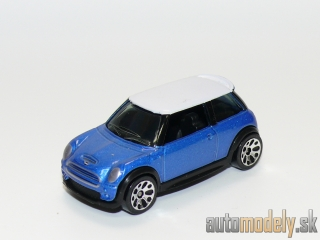 Matchbox - Mini Cooper S - 1:56