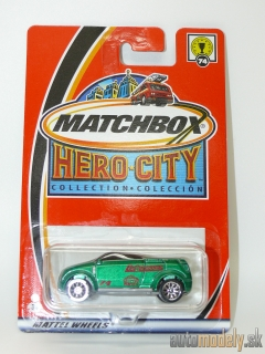 Matchbox Hero City 97667 - Opel Frogster - 1:56