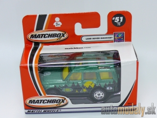 Matchbox 50 Years 96819 - Land Rover Discovery