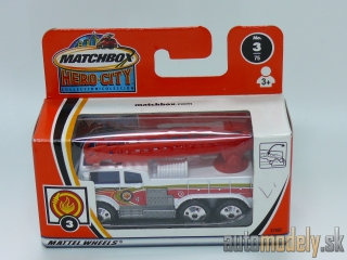Matchbox Hero City 97802 - Fire Crusher