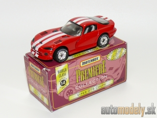 Matchbox Premiere Collection - Dodge Viper GTS Coupe - 1:59