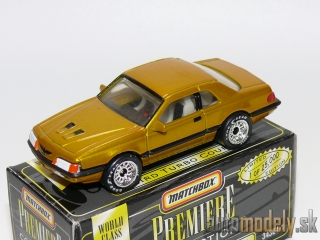 Matchbox Premiere Collection - T-Bird Turbo Coupe - 1:67