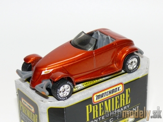 Matchbox Premiere Contemporary Collection - Chrysler Plymouth Prowler Concept Vehicle  - 1:56
