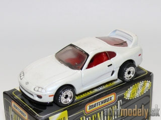 Matchbox Premiere Collection - Toyota Supra Turbo - 1:59