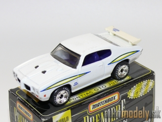 Matchbox Premiere Collection - '70 Pontiac GTO - 1:67
