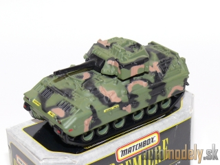 Matchbox Premiere Military Collection - Bradley M2 Fighting Vehicle  - 1:98