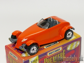 Matchbox Premiere Drop Tops Collection - Chrysler Plymouth Prowler Concept Vehicle  - 1:56