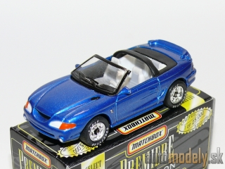 Matchbox Premiere Collection - Mustang Cobra - 1:61