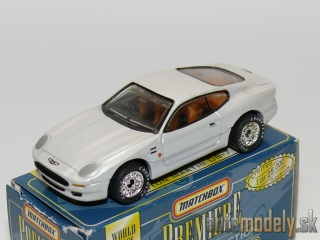 Matchbox Premiere Exotics Collection - Aston Martin DB7 - 1:60