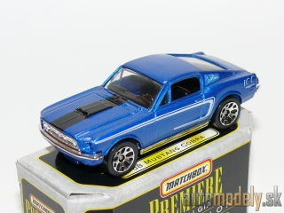 Matchbox Premiere Nostalgia Collection - '68 Ford Mustang Cobra Jet - 1:60