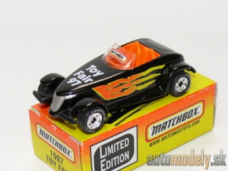 Matchbox 1997 Toy Fair - Chrysler Plymouth Prowler Concept Vehicle - 1:56