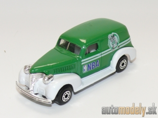 "Matchbox - '39 Chevy Sedan Delivery ""Bostons Celtics NBA"" - 1:57"