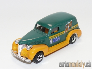 "Matchbox - '39 Chevy Sedan Delivery ""Seattle Sonics NBA"" - 1:57"
