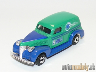 "Matchbox - '39 Chevy Sedan Delivery ""Dallas Mavericks NBA"" - 1:57"