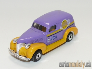 "Matchbox - '39 Chevy Sedan Delivery ""LA Lakers NBA"" - 1:57"