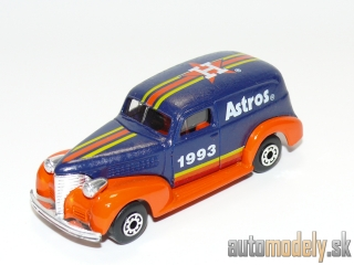 "Matchbox - '39 Chevy Sedan Delivery ""Astros MLB"" - 1:57"
