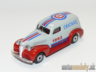 "Matchbox - '39 Chevy Sedan Delivery ""Chicago MLB"" - 1:57"