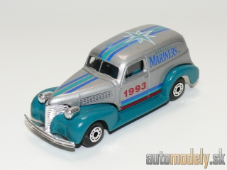 "Matchbox - '39 Chevy Sedan Delivery ""Seattle Mariners MLB"" - 1:57"